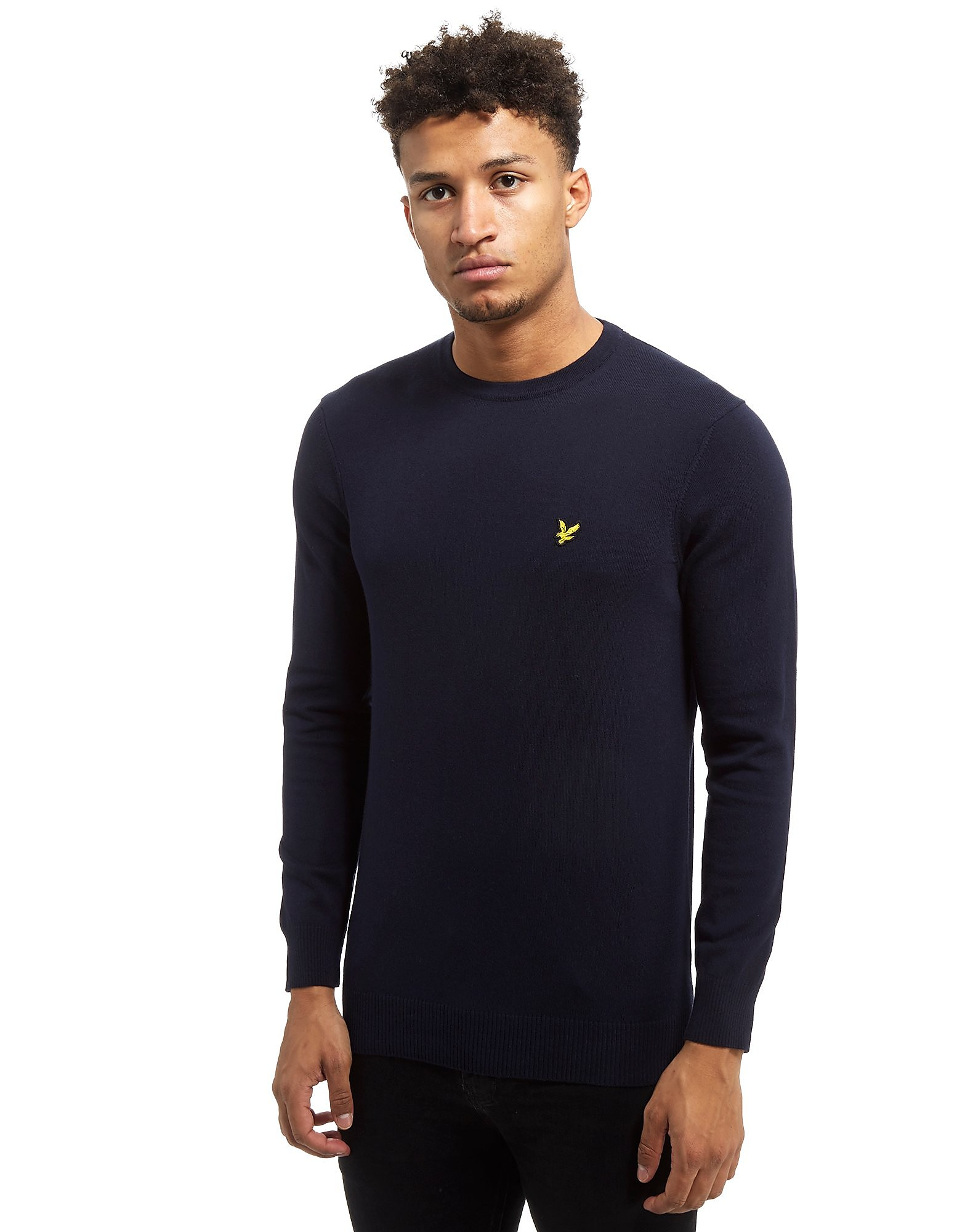 Lyle & Scott Merino Crew Knit