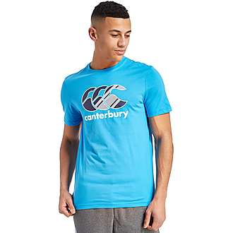 Canterbury Logo T-Shirt