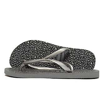 Havaianas Slim Animal Flip Flops Women