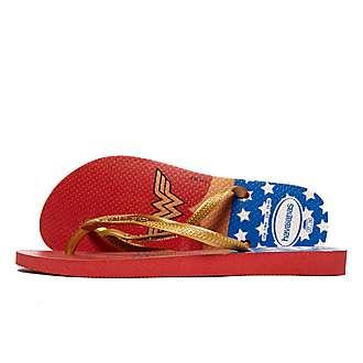 Havaianas Slim Heroinas Slip Flops Women's