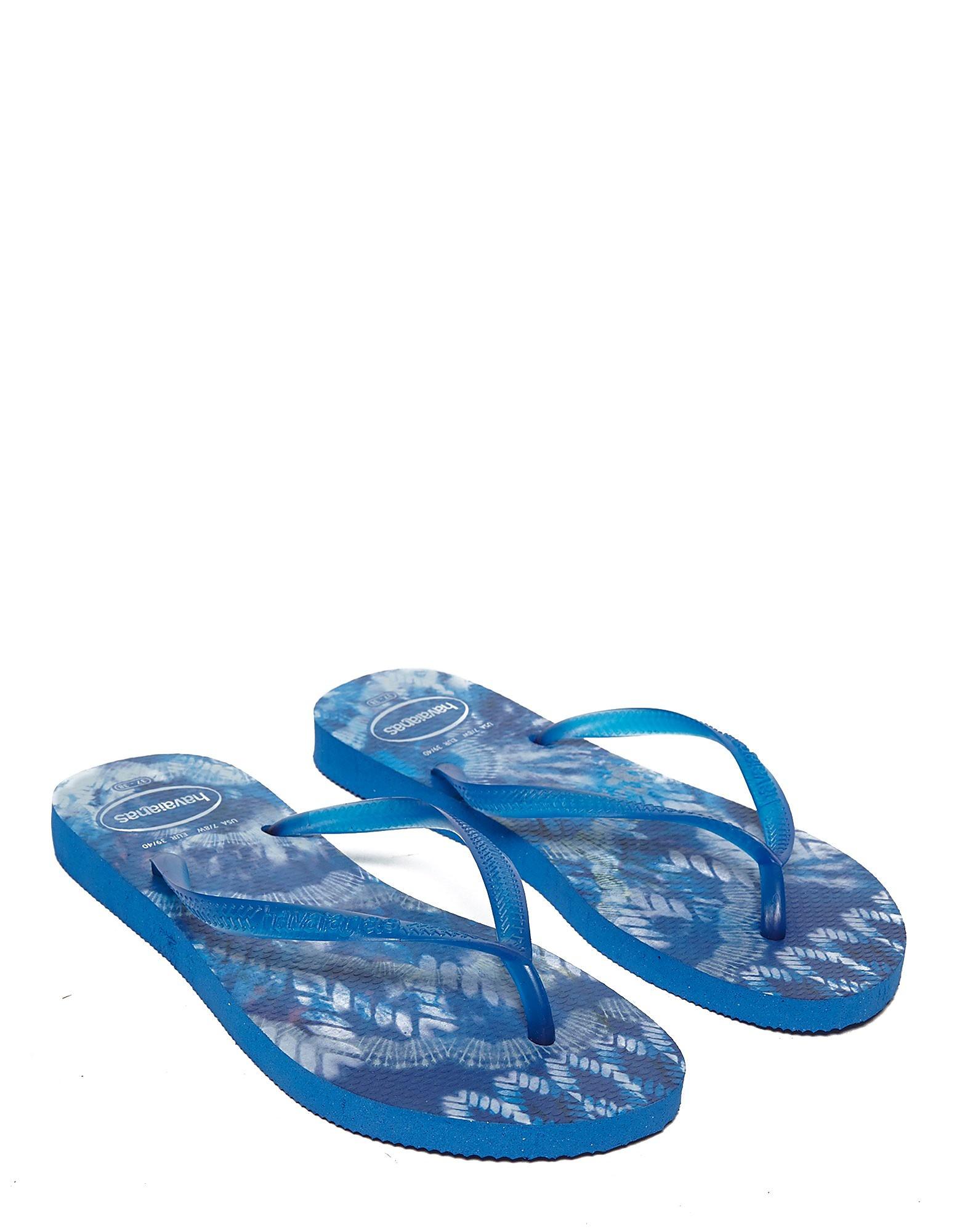 Havaianas Slie Tie Dye Flip Flops Women's