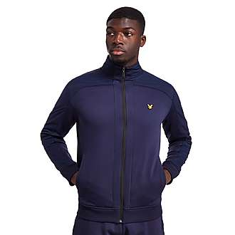 Lyle & Scott Grant Pique Track Top