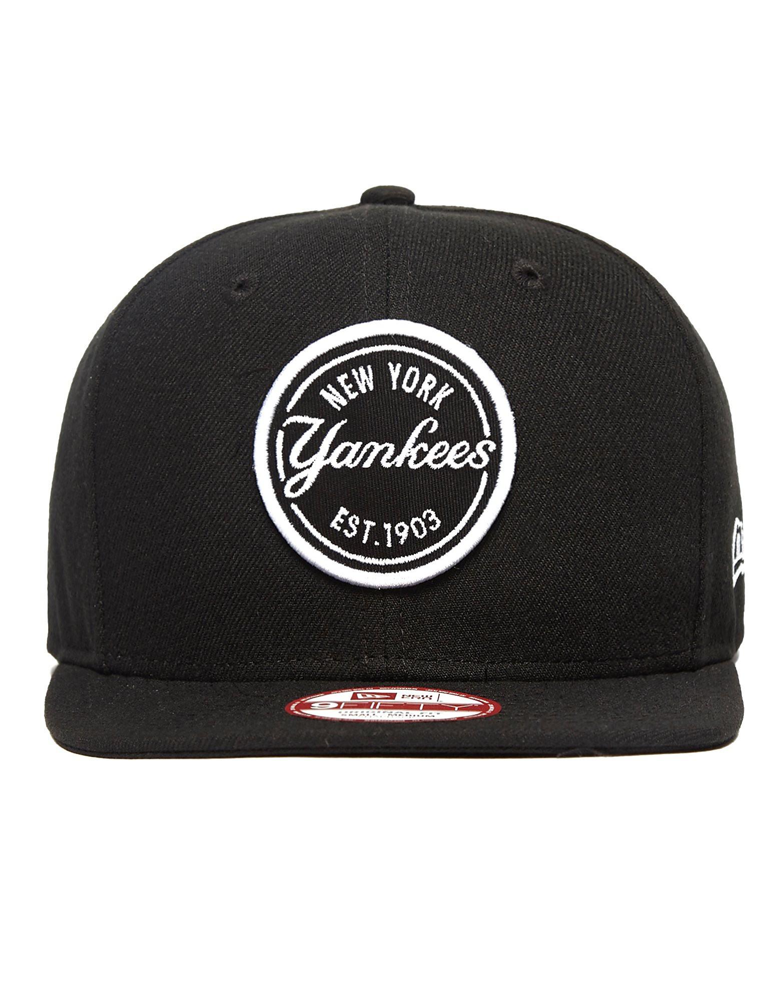 New Era MLB New York Yankees 9FIFTY Emblem Snapback Cap