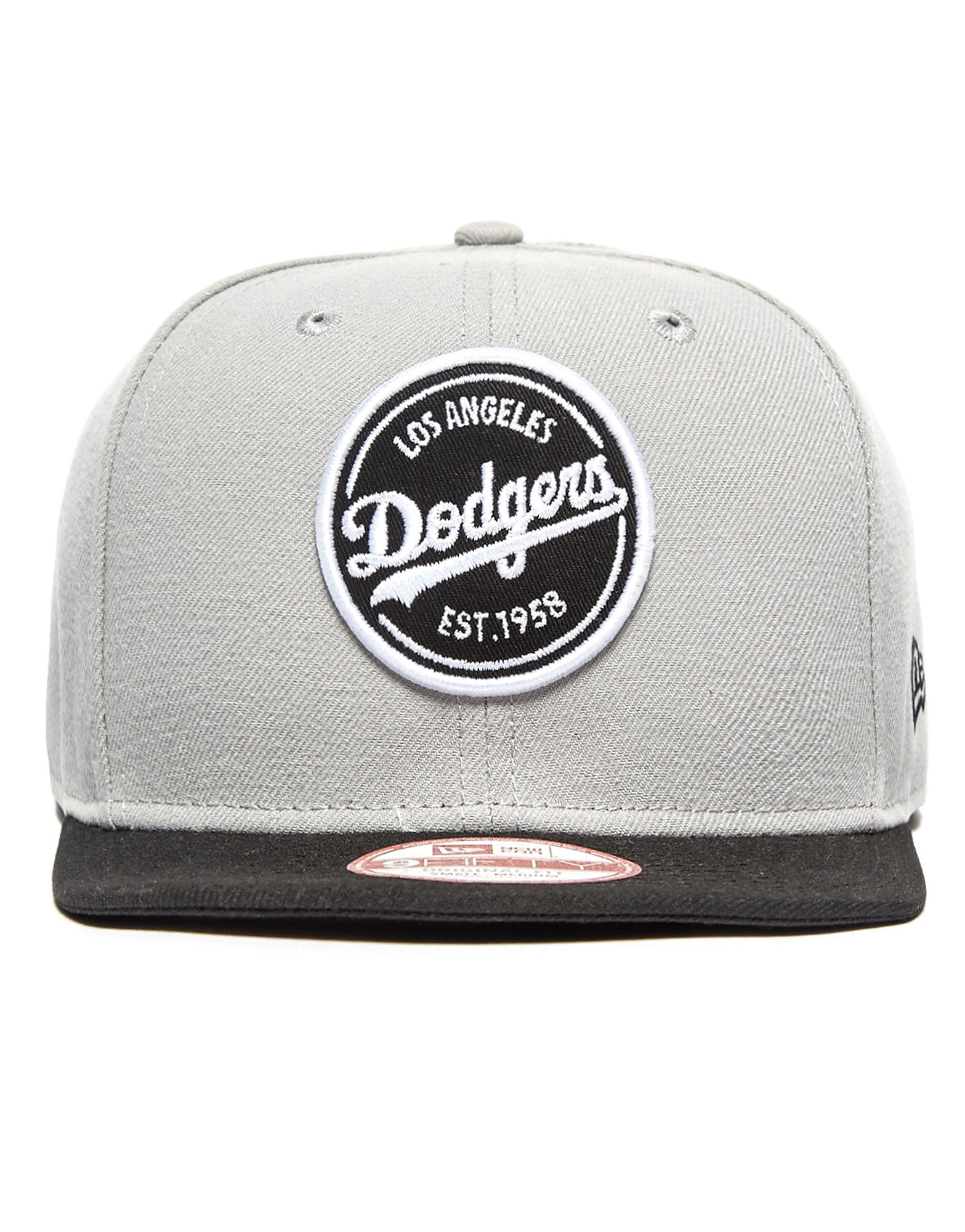 New Era MLB Los Angeles Dodgers 9FIFTY Emblem Snapback Cap