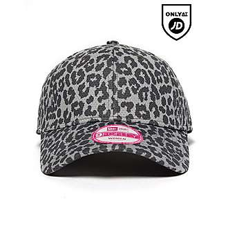 New Era 9FORTY Mesh Leopard Cap