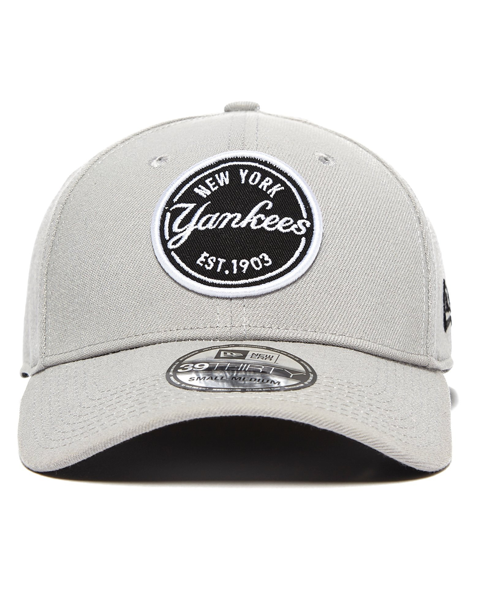New Era MLB New York Yankees 39THIRTY Emblem Cap