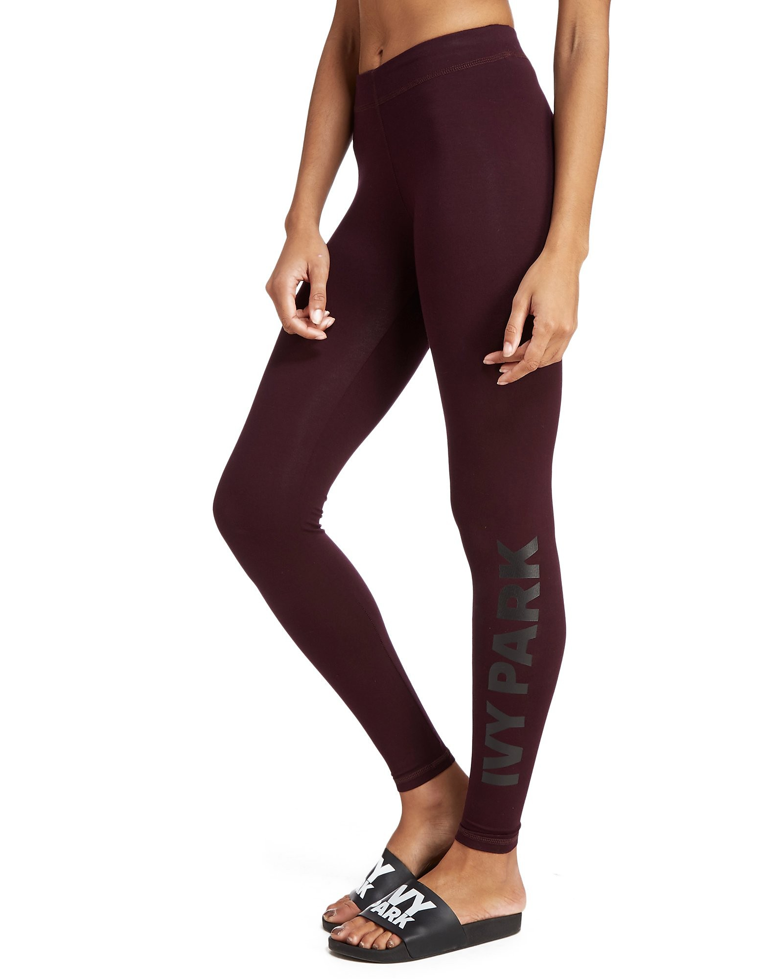 IVY PARK Logo Ankle Leggings