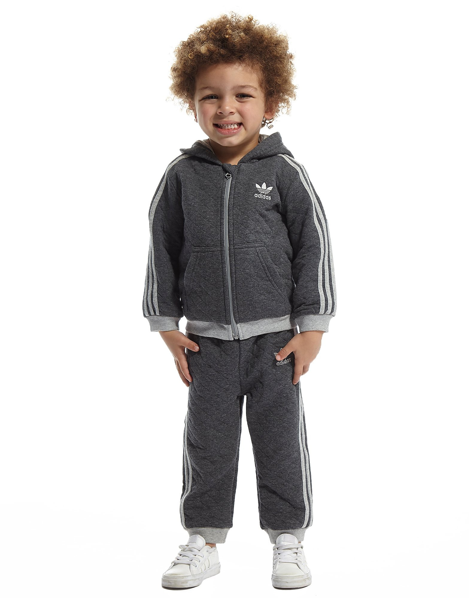 adidas Originals Trainingsanzug mit Kapuze für Kleinkinder