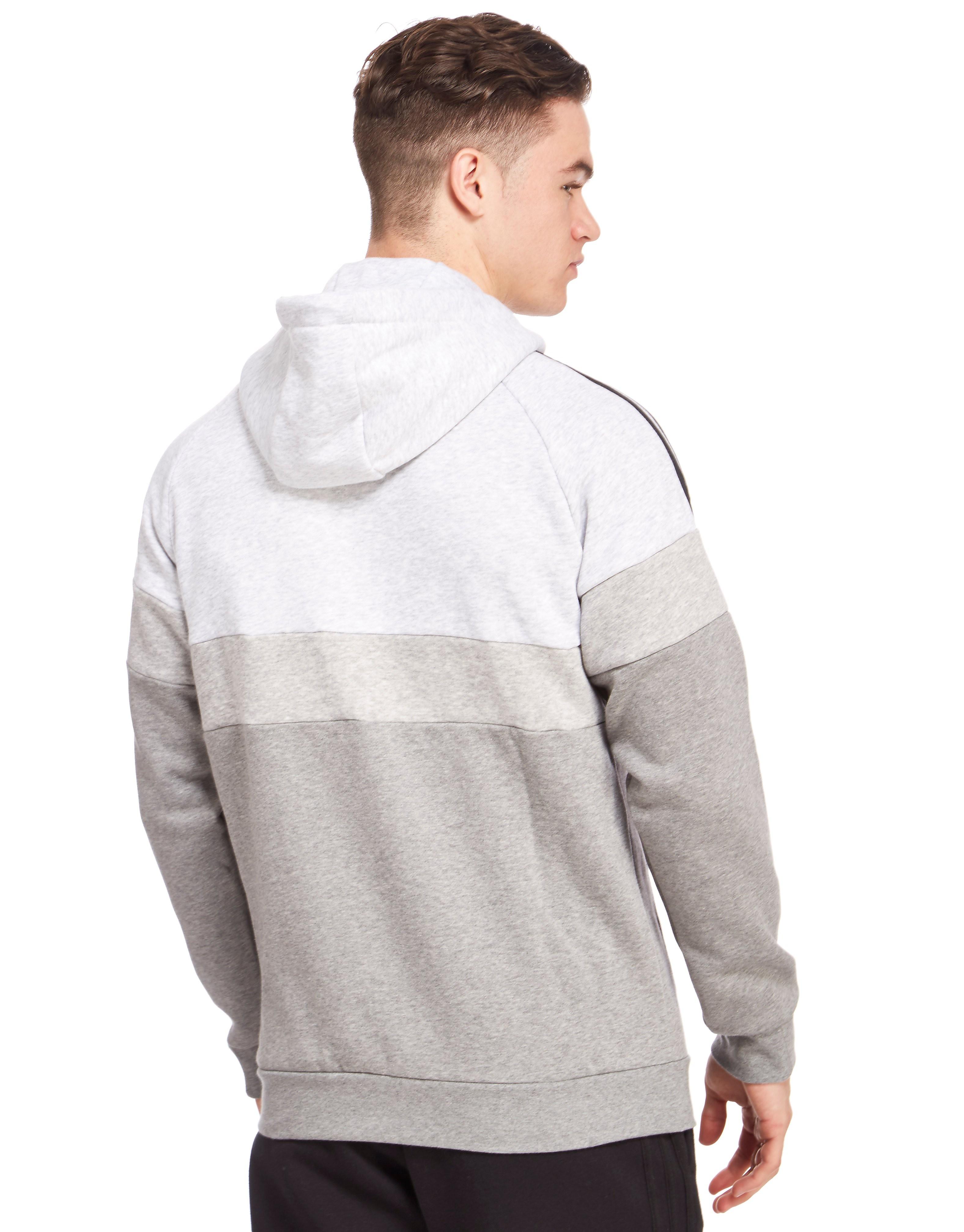 adidas Originals Street Running Full Zip Fleece Hoody