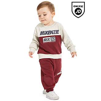 McKenzie Roddy Fleece Suit Infant