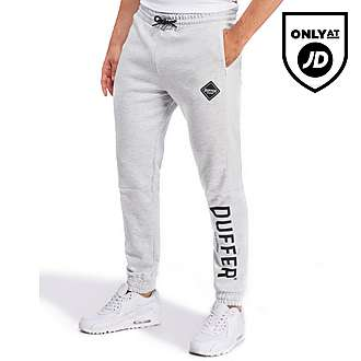 Duffer of St George Black Label Finns Jogging Pants