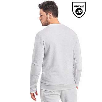 Duffer of St George Black Label Finns Crew Sweatshirt