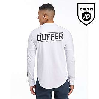 Duffer of St George Black Label Quest Longsleeve T-Shirt