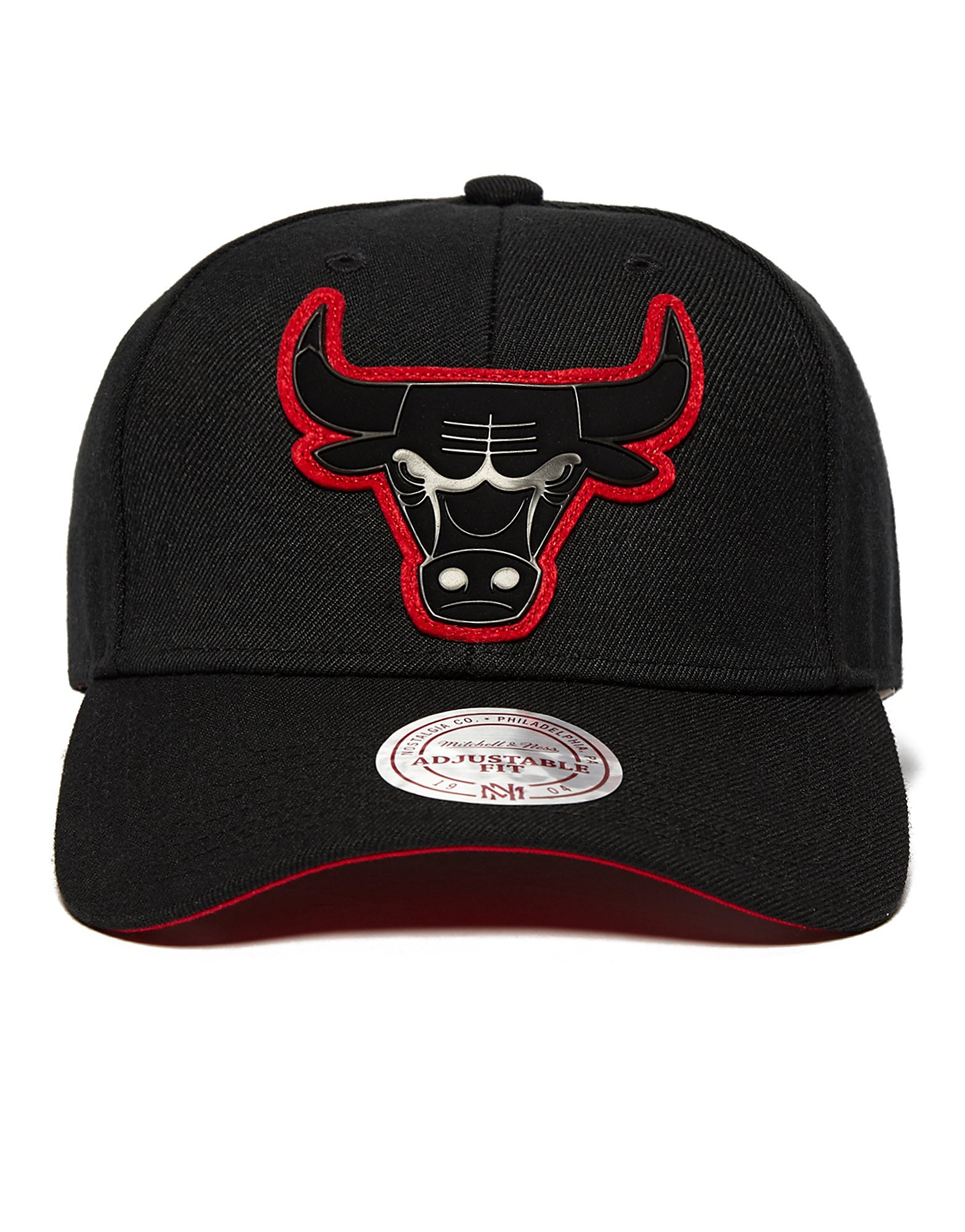 Mitchell & Ness Filter Curve NBA Chicago Bulls Cap