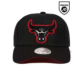 Mitchell & Ness Filter Curve NBA Chicago Bulls Cap