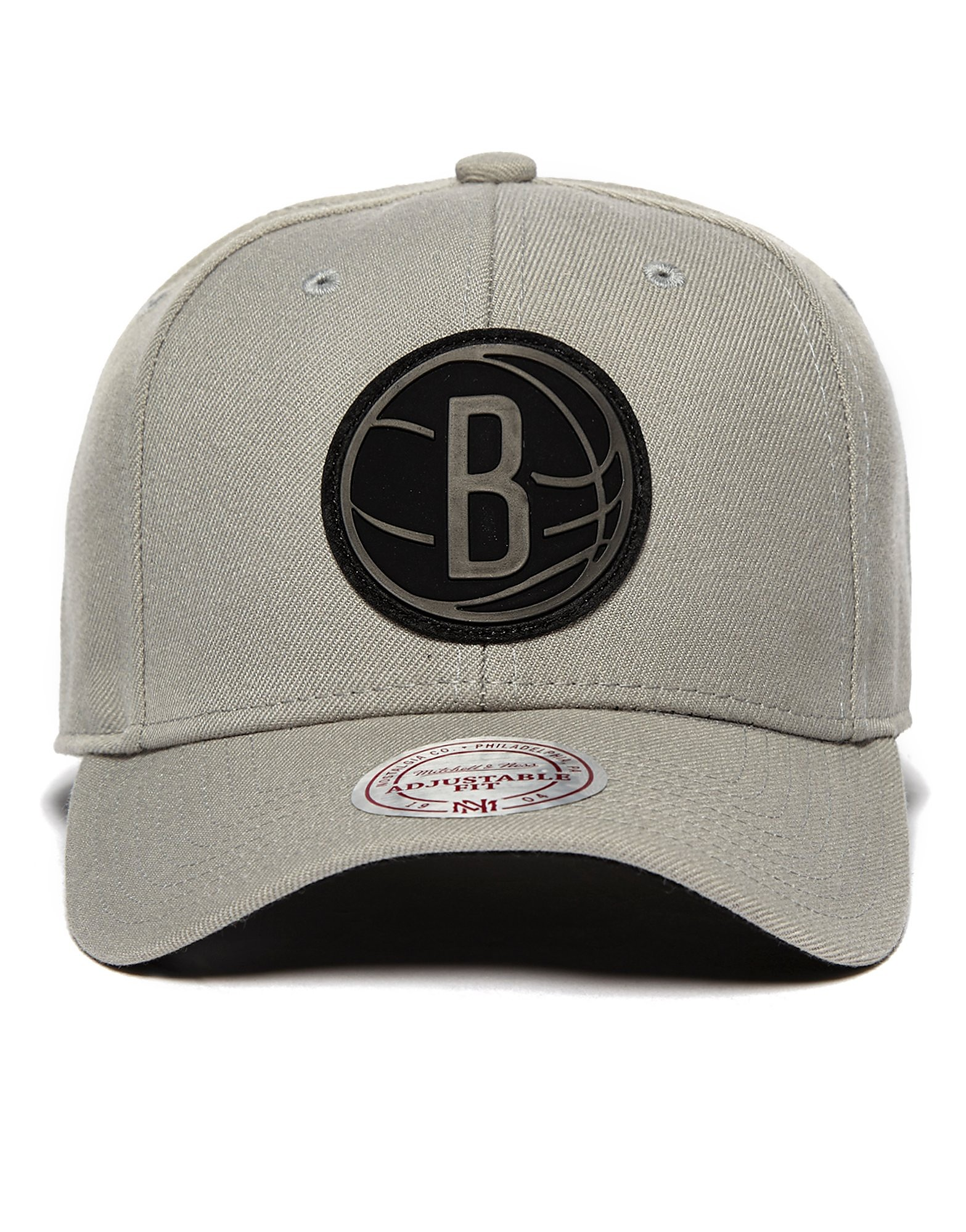 Mitchell & Ness Filter Curve NBA Brooklyn Nets Cap