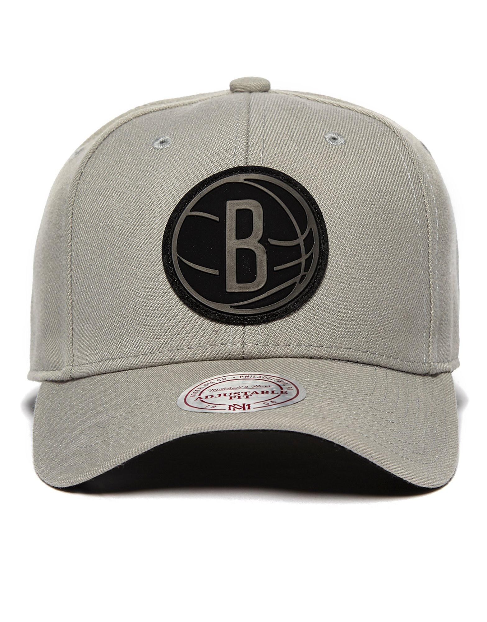 Mitchell & Ness Filter Curve NBA Brooklyn Nets Cap