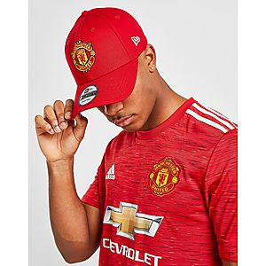 081d3acabbd New Era 9FORTY Manchester United Adjustable Cap ...
