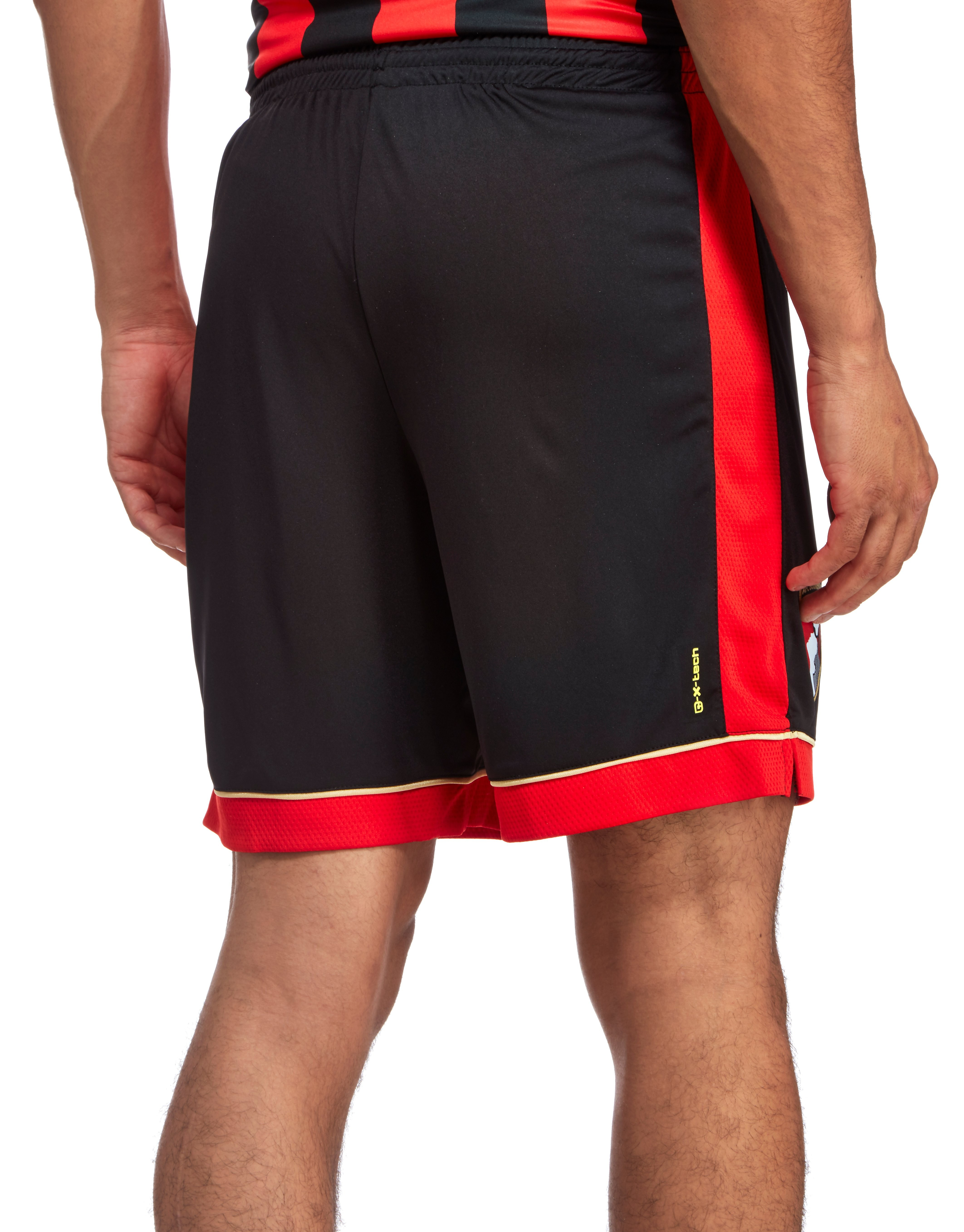 JD AFC Bournemouth 2016/17 Home Shorts