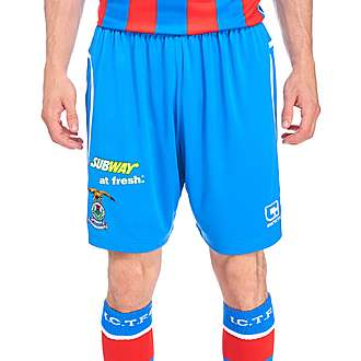 Carbrini Inverness CT 2016/17 Home Shorts PRE ORDER