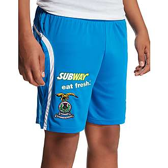 Carbrini Inverness CT 2016/17 Home Shorts Junior PRE ORDER