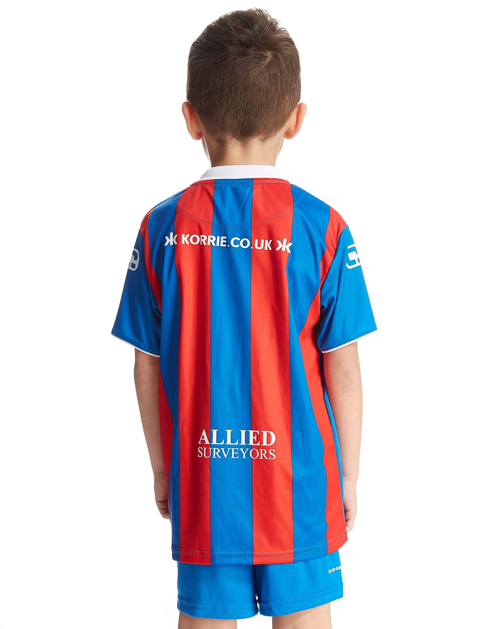 Carbrini Inverness CT 2016/17 Home Kit Children