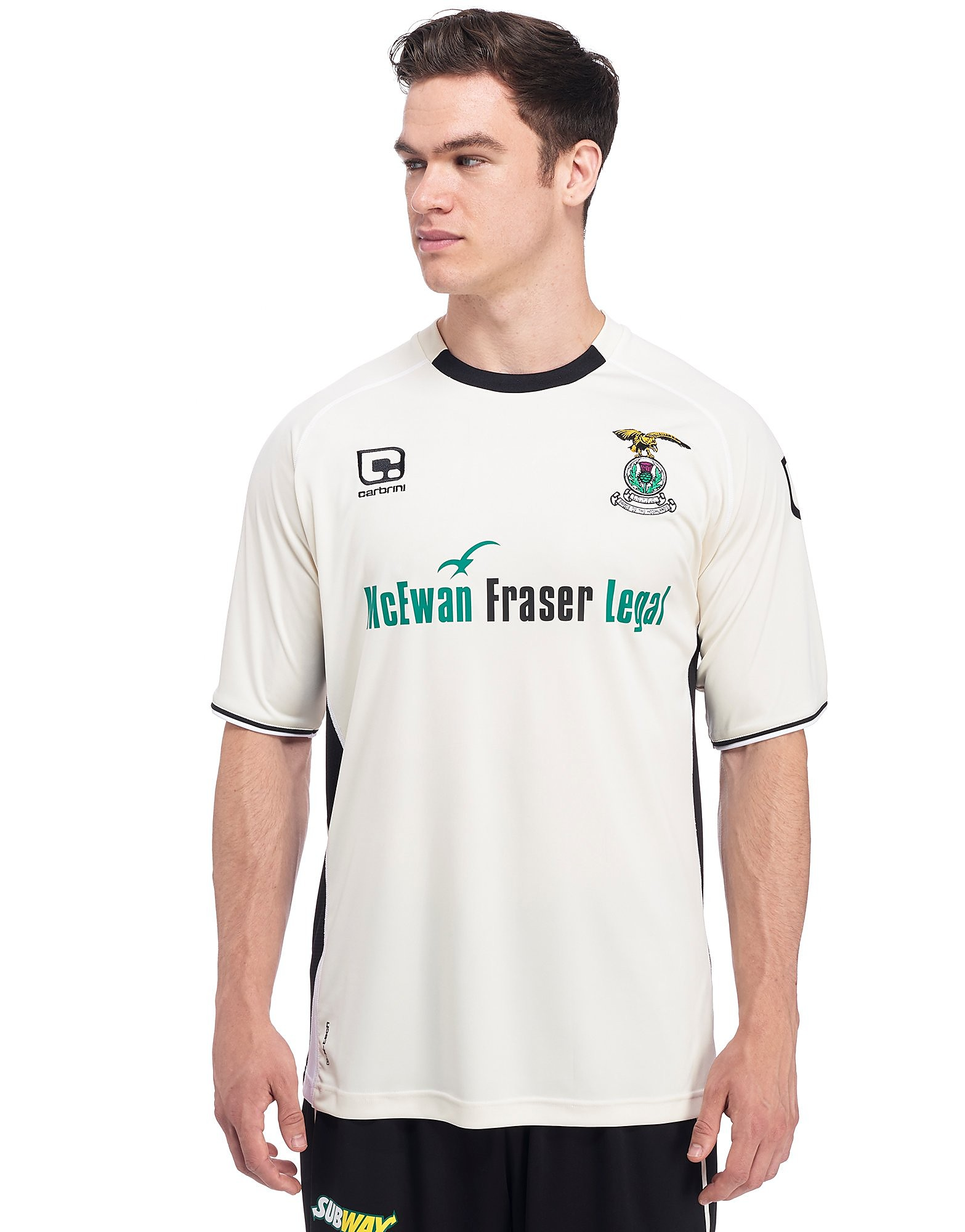 Carbrini Inverness CT 2016/17 Away Shirt PRE ORDER