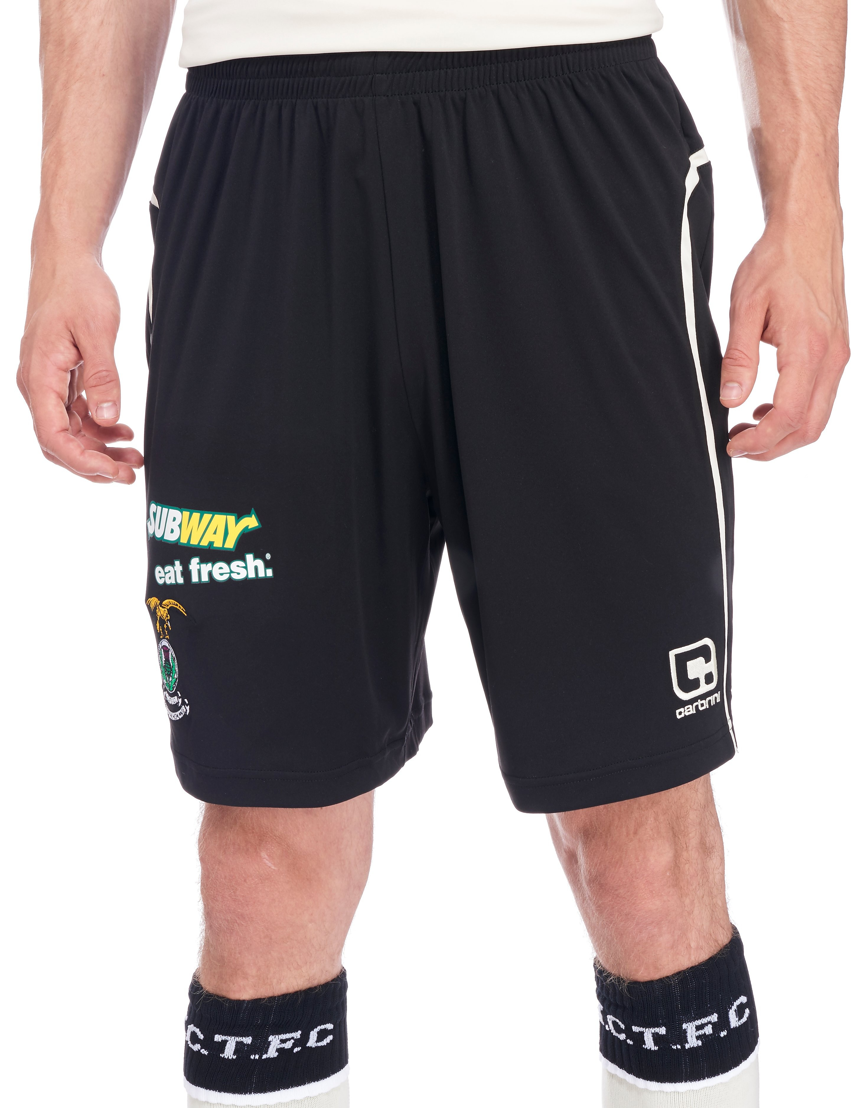 Carbrini Inverness CT 2016/17 Away Shorts