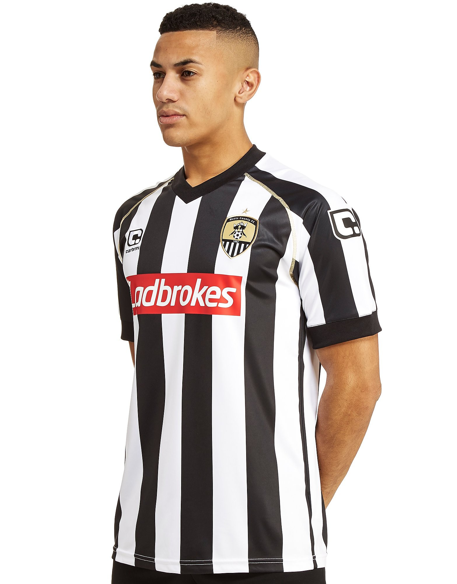Carbrini Notts County FC Home 2016 Shirt