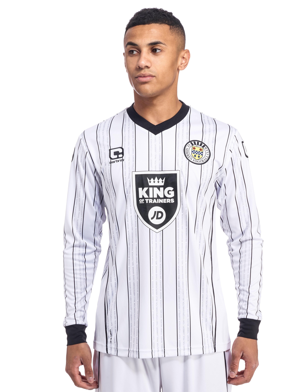 Carbrini St Mirren FC 2016/17 Home LS Shirt PRE ORDER