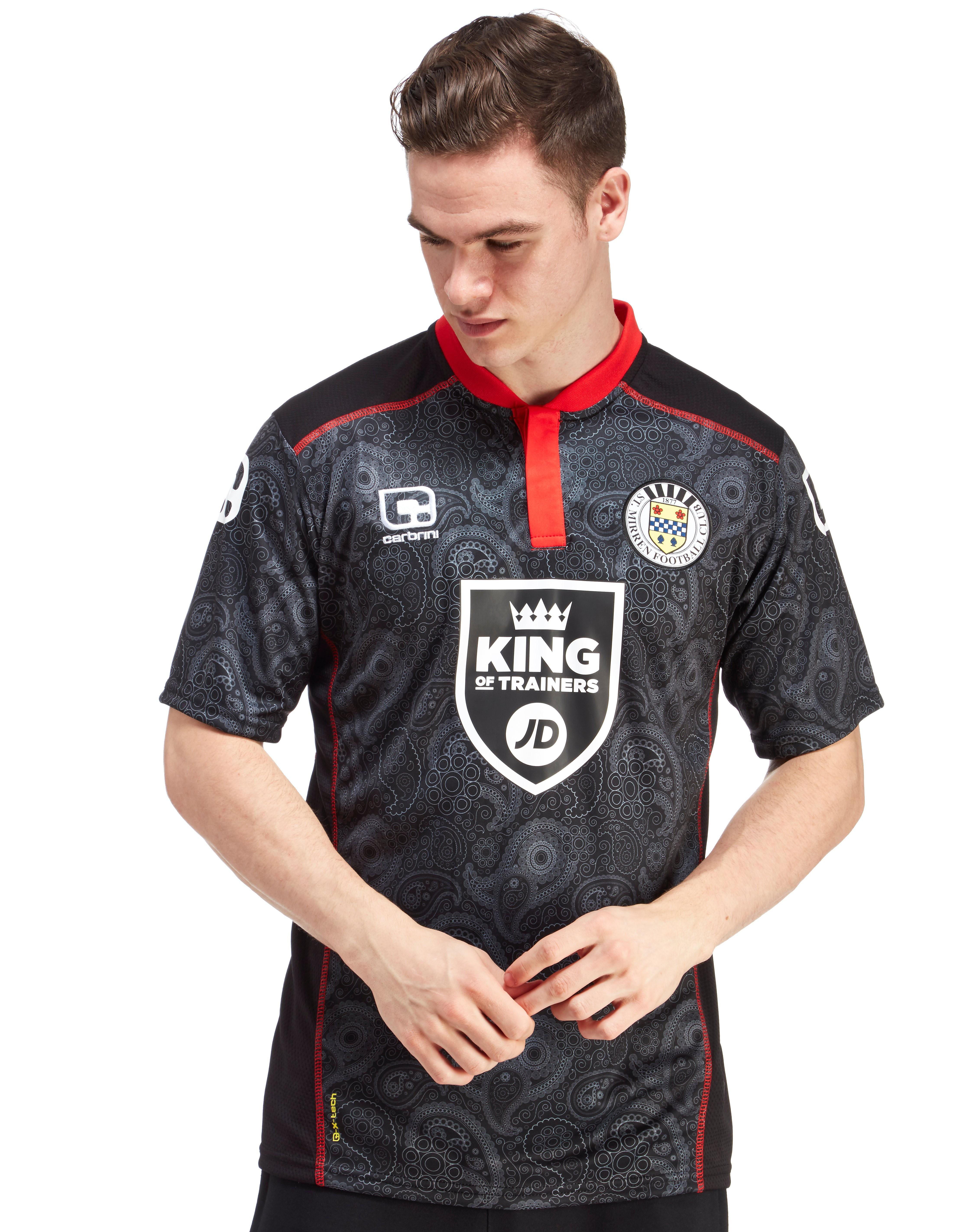Carbrini St Mirren FC 2016/17 Away Shirt