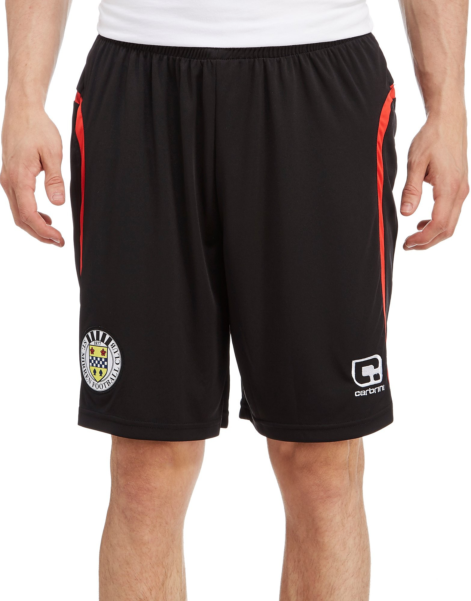 Carbrini St. Mirren Away 2016 Shorts