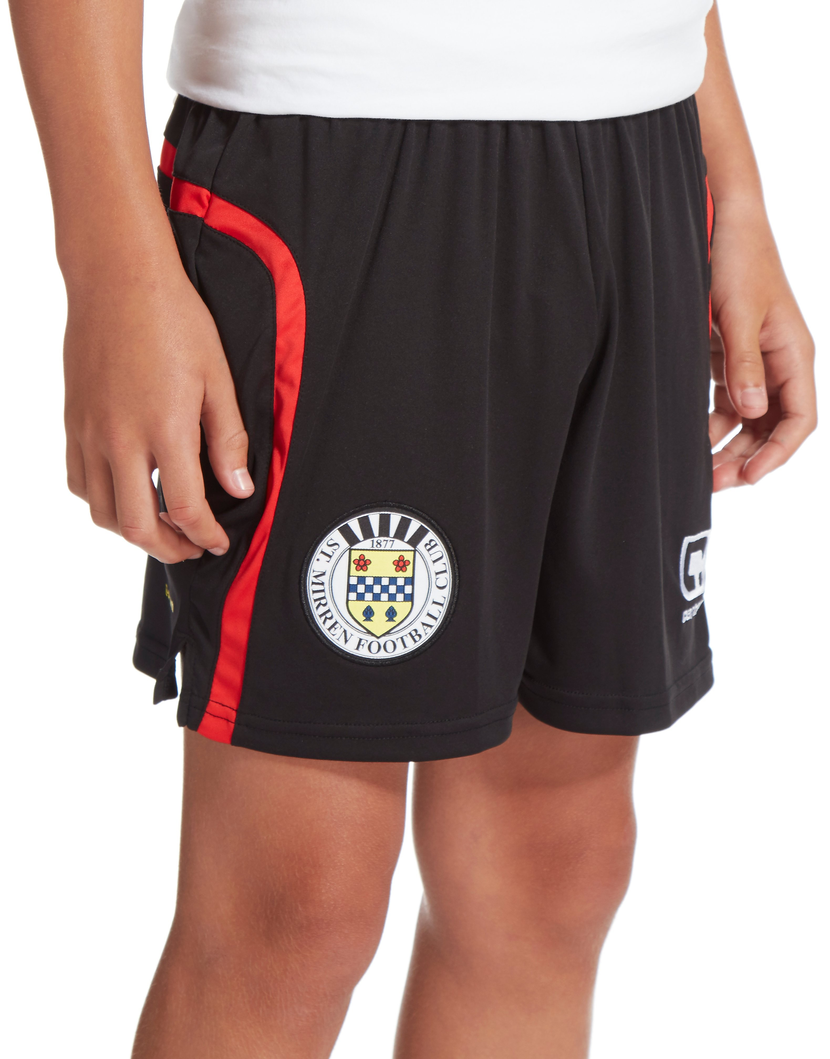 Carbrini St. Mirren Away 2016 Shorts Junior