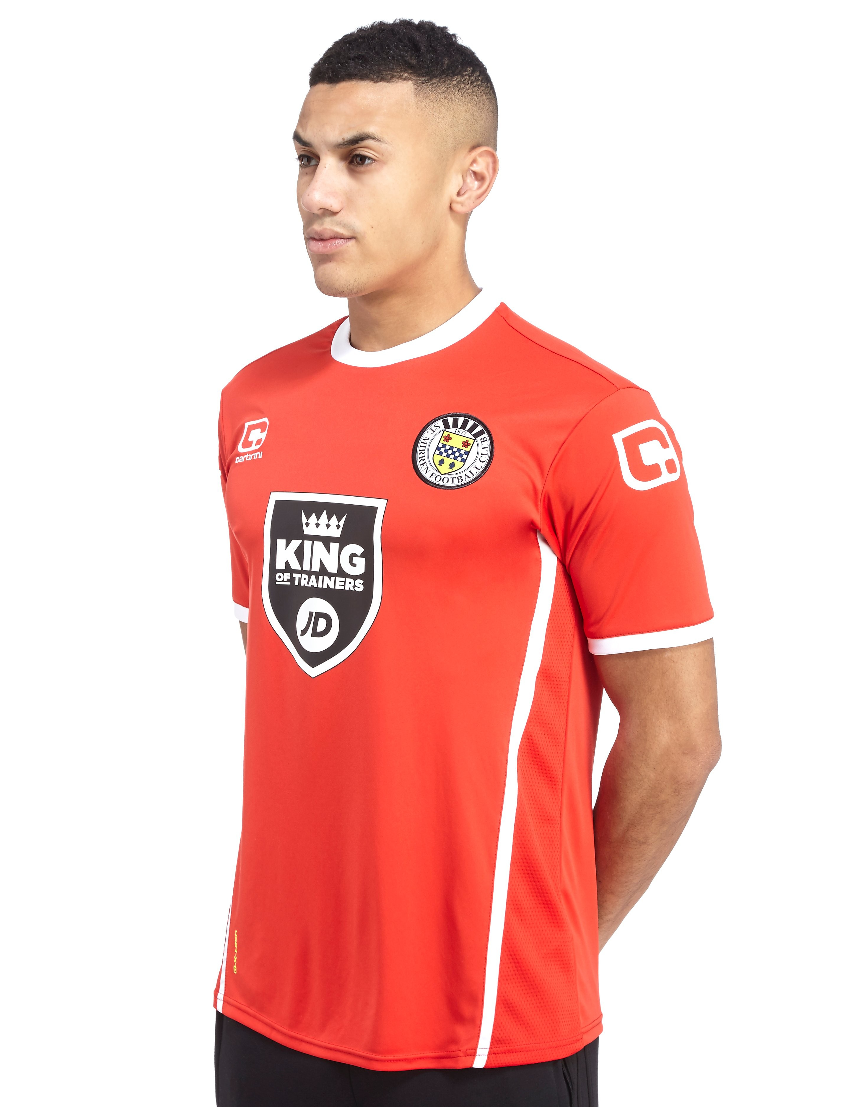 Carbrini St Mirren FC 2016/17 Third Shirt