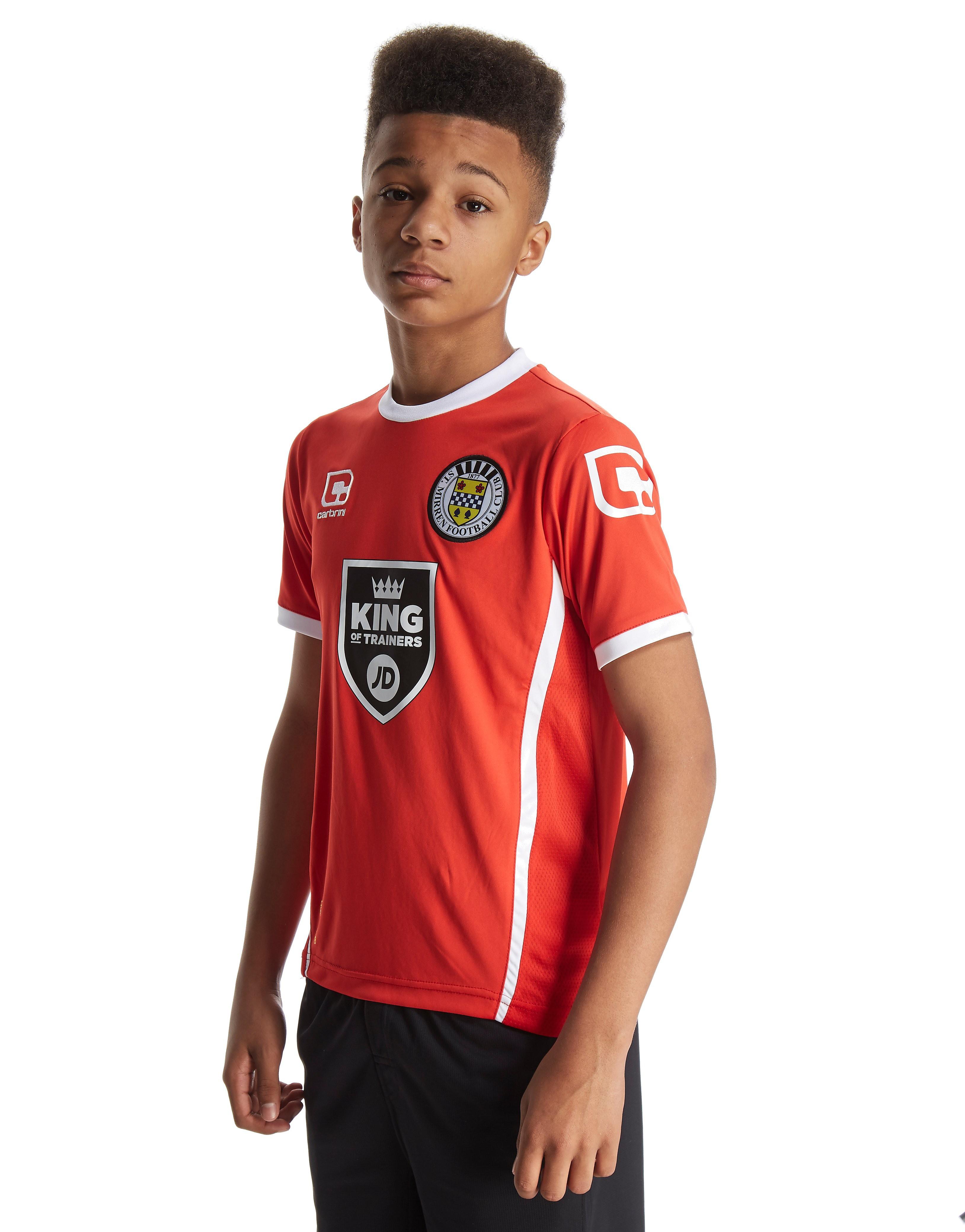 JDS St. Mirren 2016/17 Third Shirt Junior