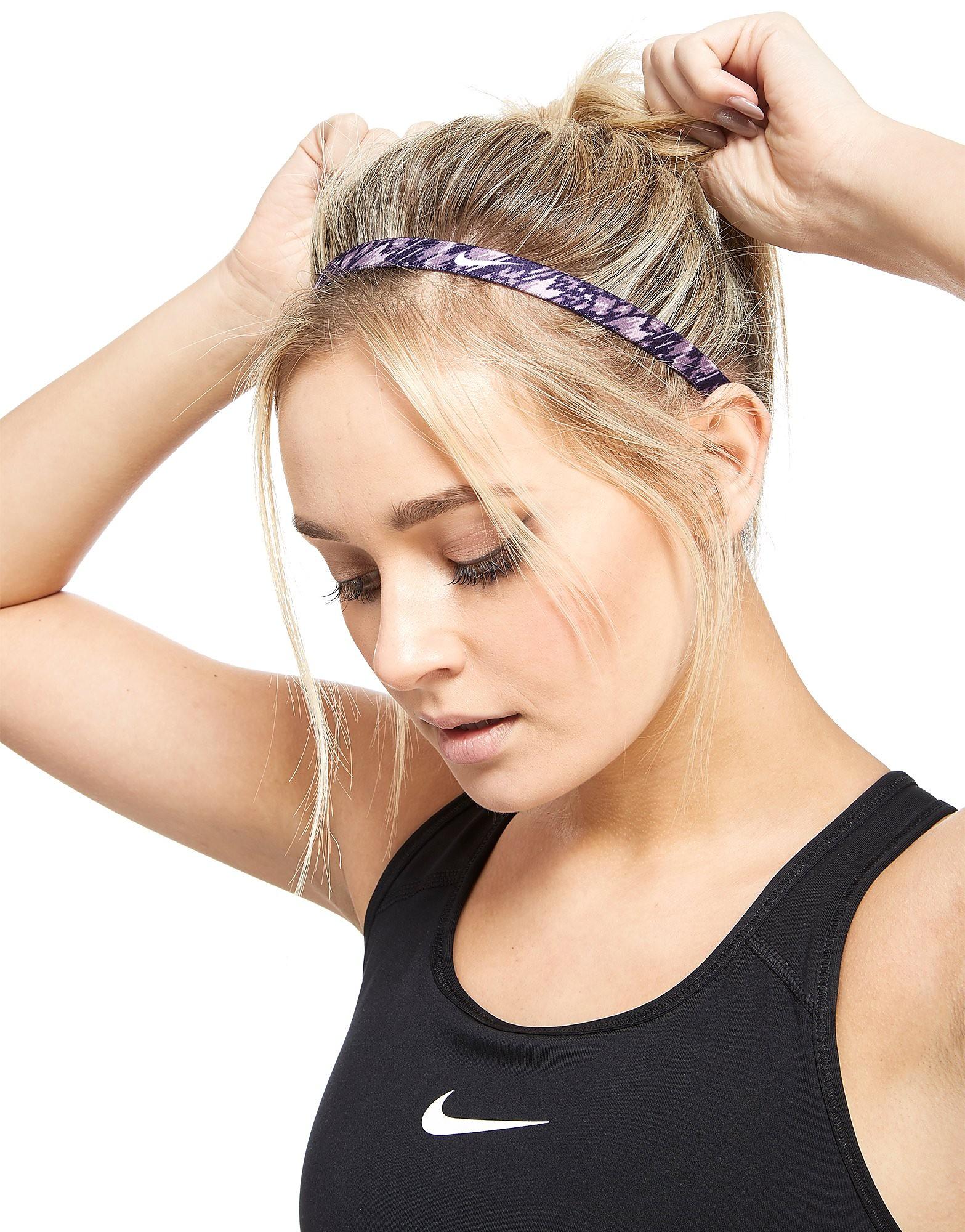 Nike 3 Pack Print Headbands