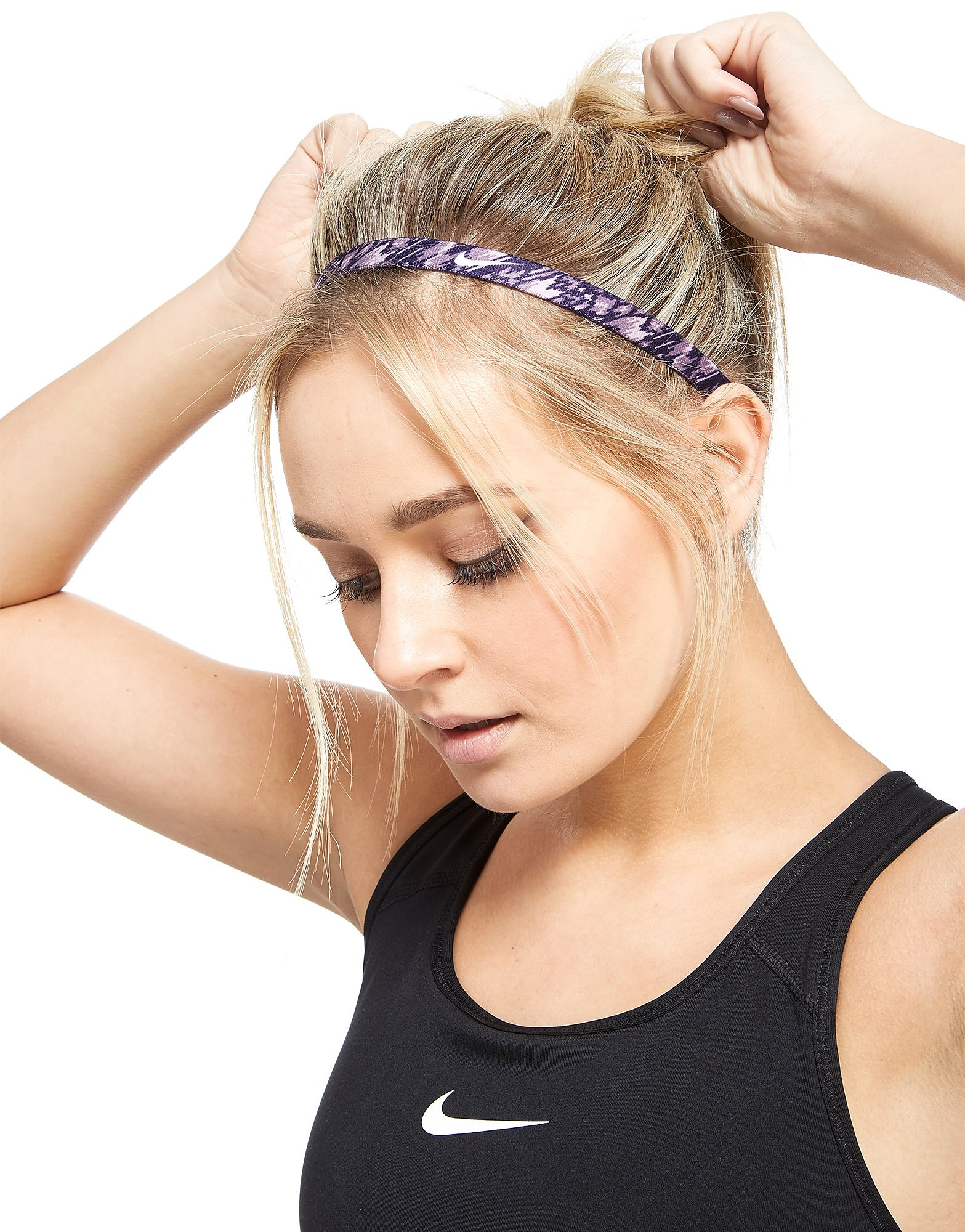 Nike 3 Pack Print Headbands