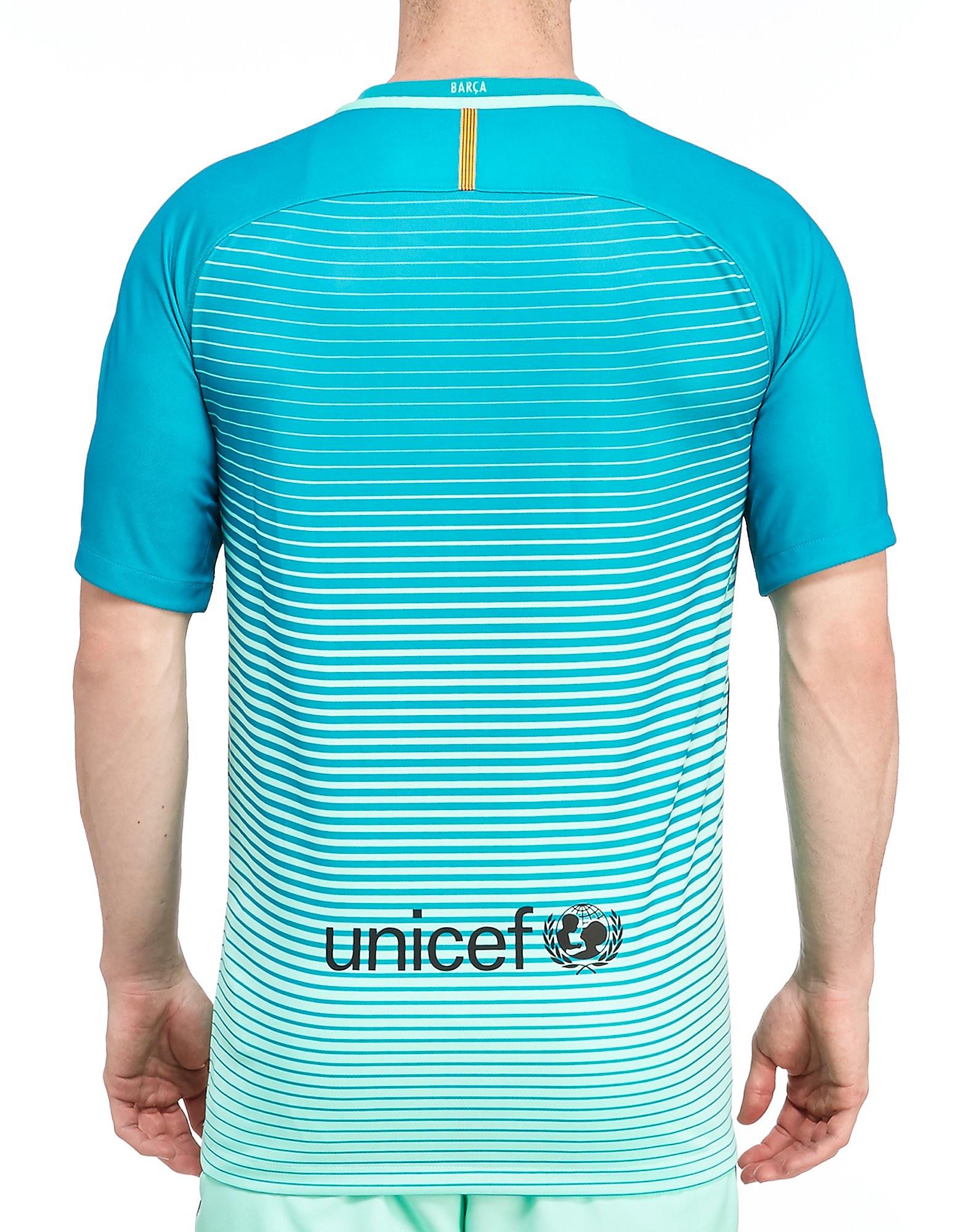 Nike FC Barcelona 2016/17 Third Shirt