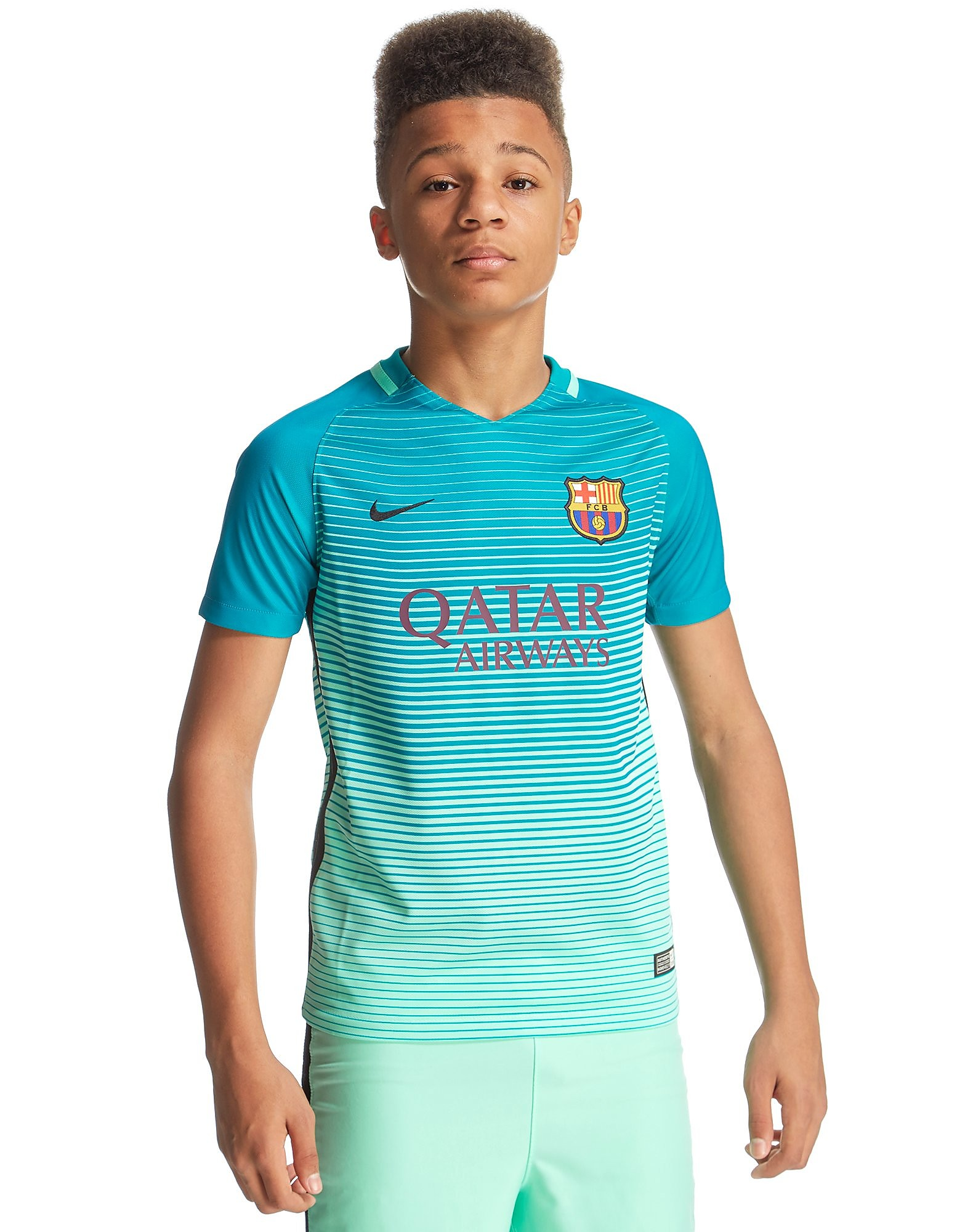 Nike FC Barcelona 2016/17 Third Shirt Junior