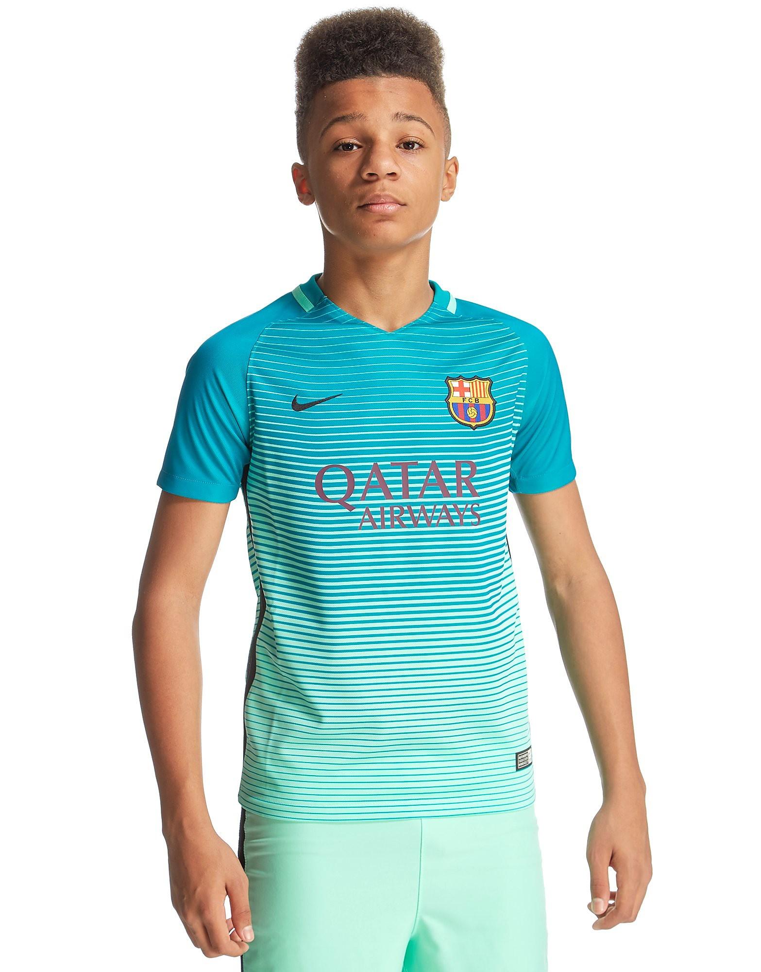 Nike FC Barcelona 2016/17 Third Shirt Junior