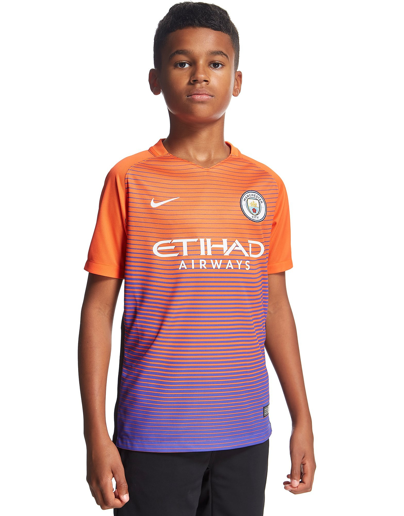 Nike Manchester City 2016/17 Third Shirt Junior