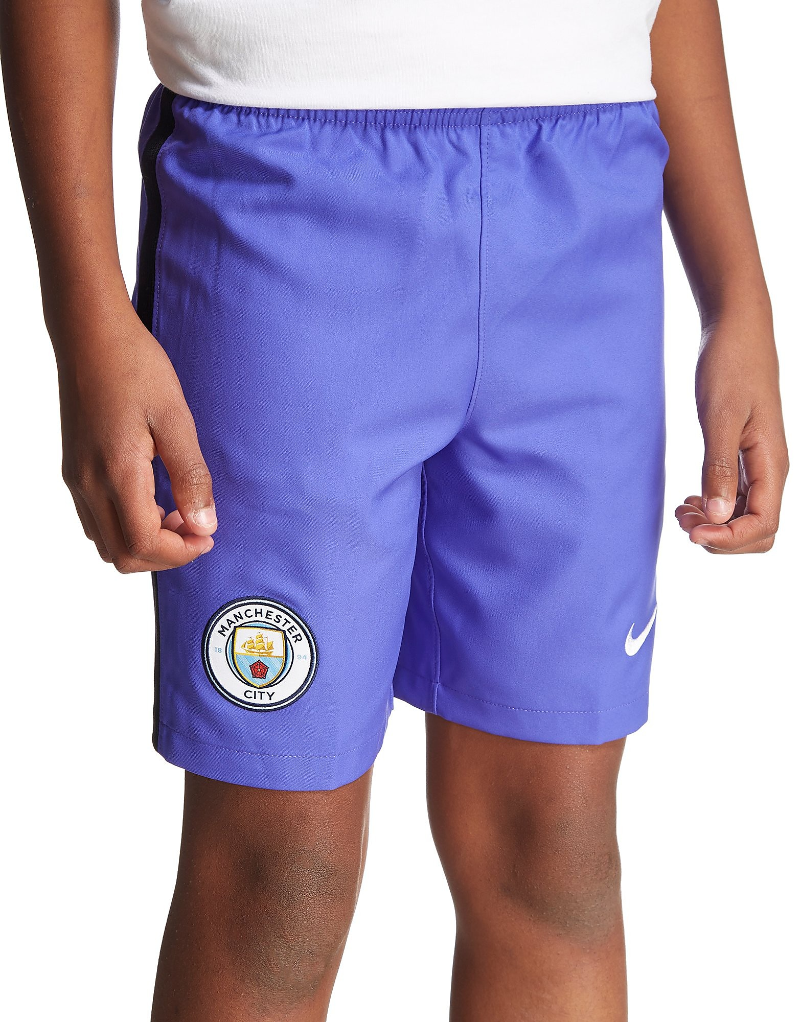 Nike Manchester City 2016/17 Third Shorts Junior