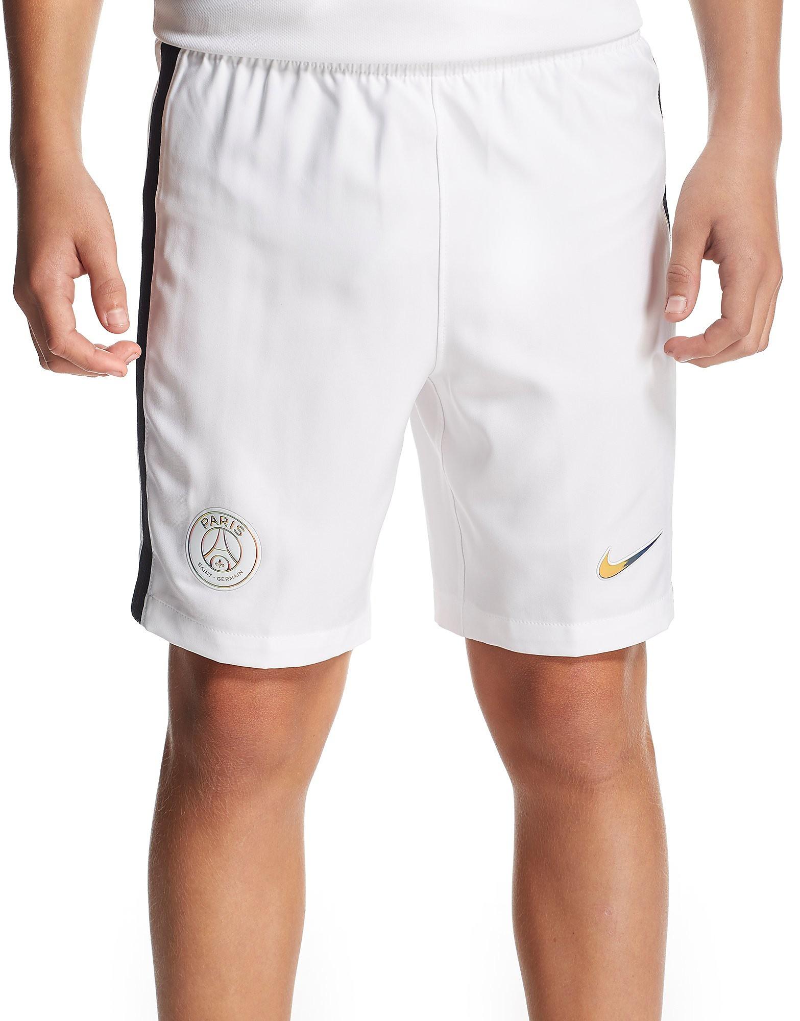 Nike Short da trasferta Paris Saint Germain 2016/17 bambino