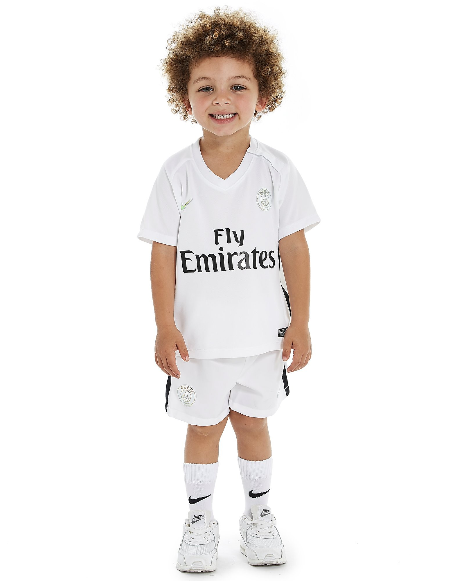 Nike Paris Saint Germain 2016/17 derde tenue voor baby's