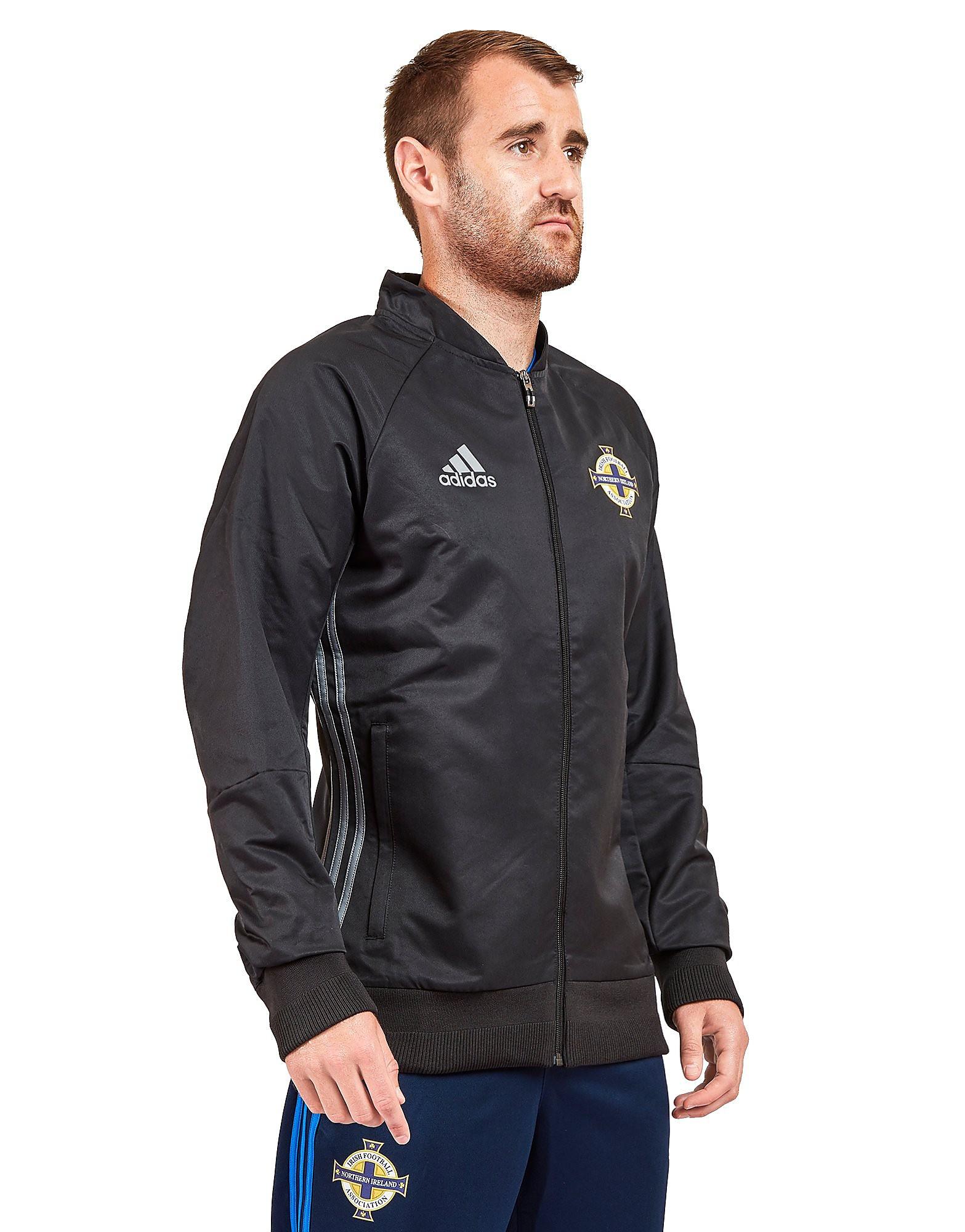 adidas Northern Ireland 2016/17 Anthem Jacket
