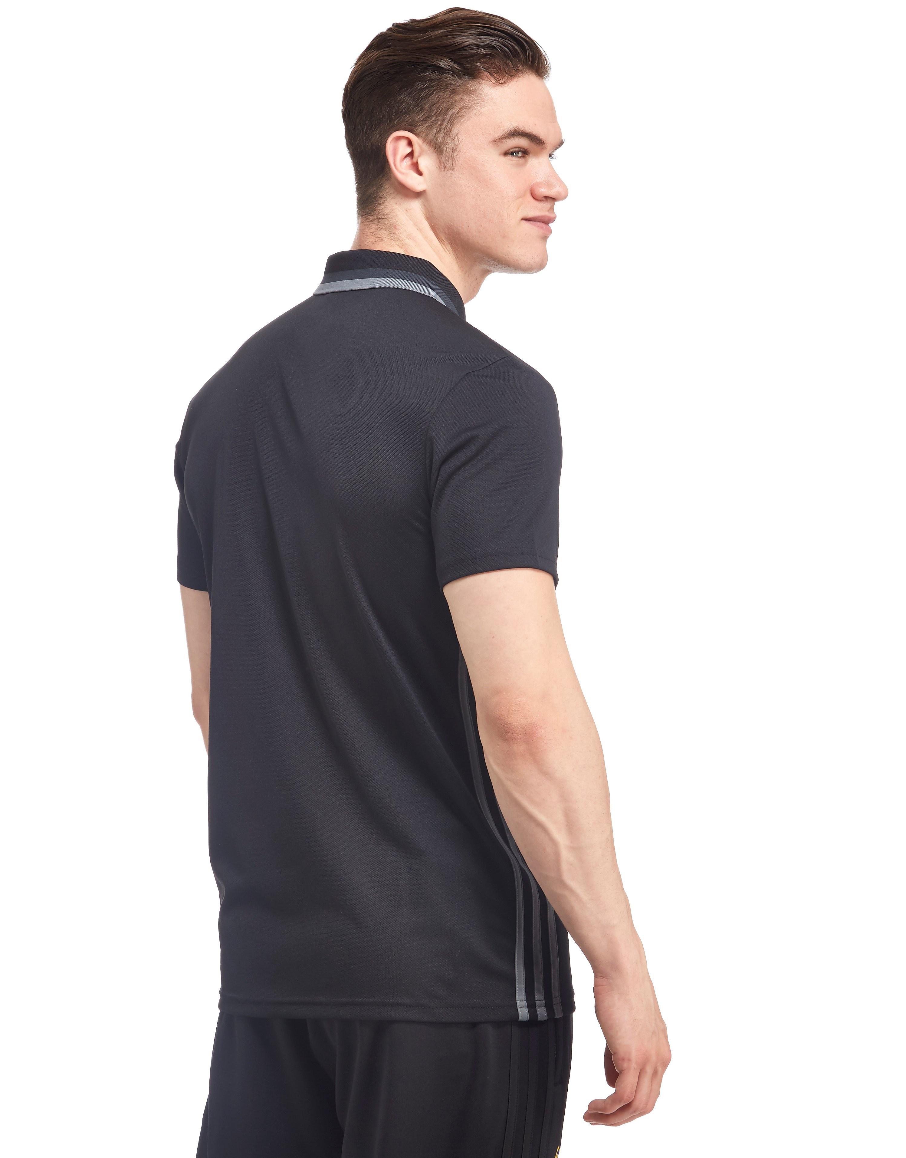 adidas Northern Ireland 2016/17 Climalite Polo Shirt