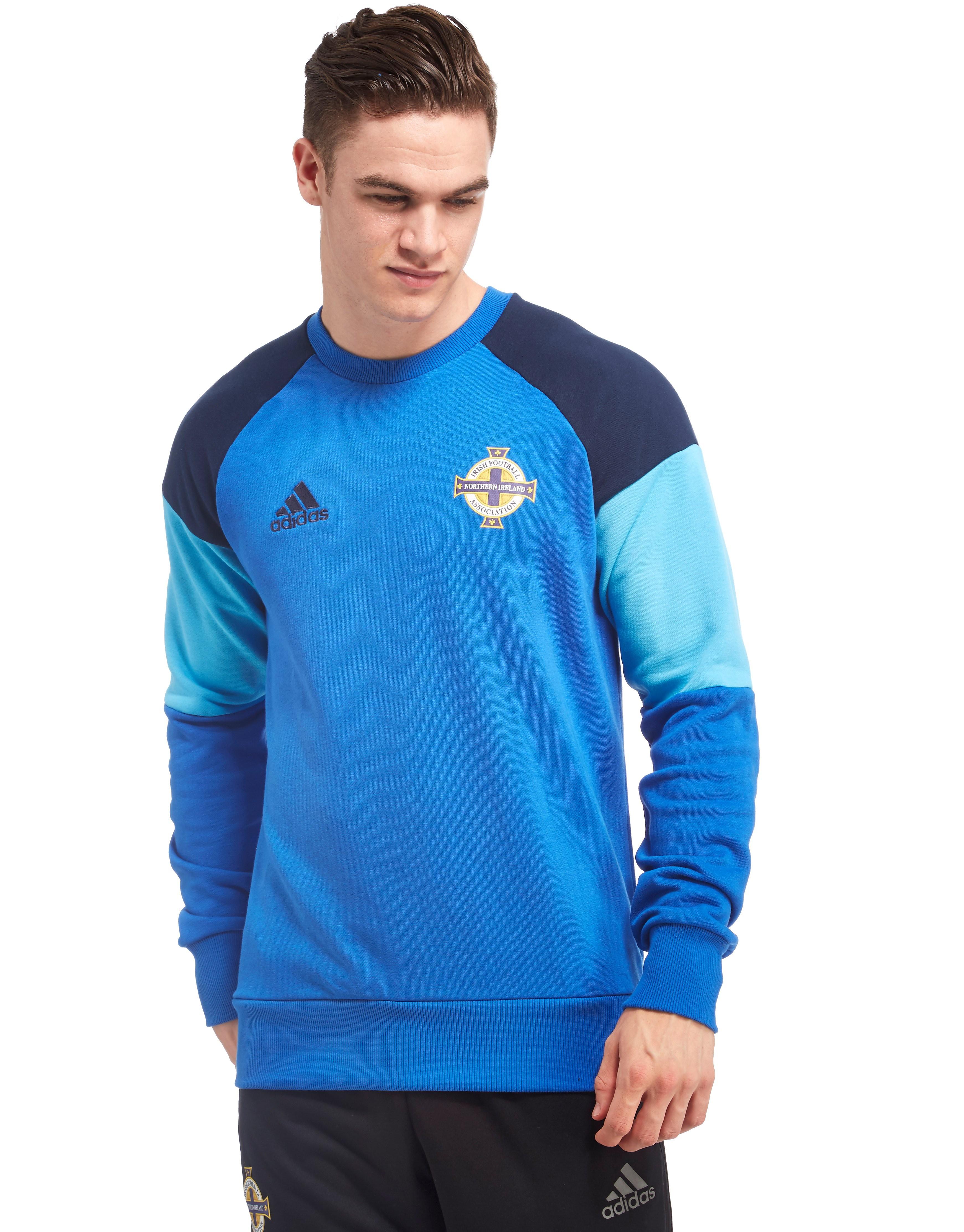 adidas Northern Ireland 2016/17 Crew Sweatshirt