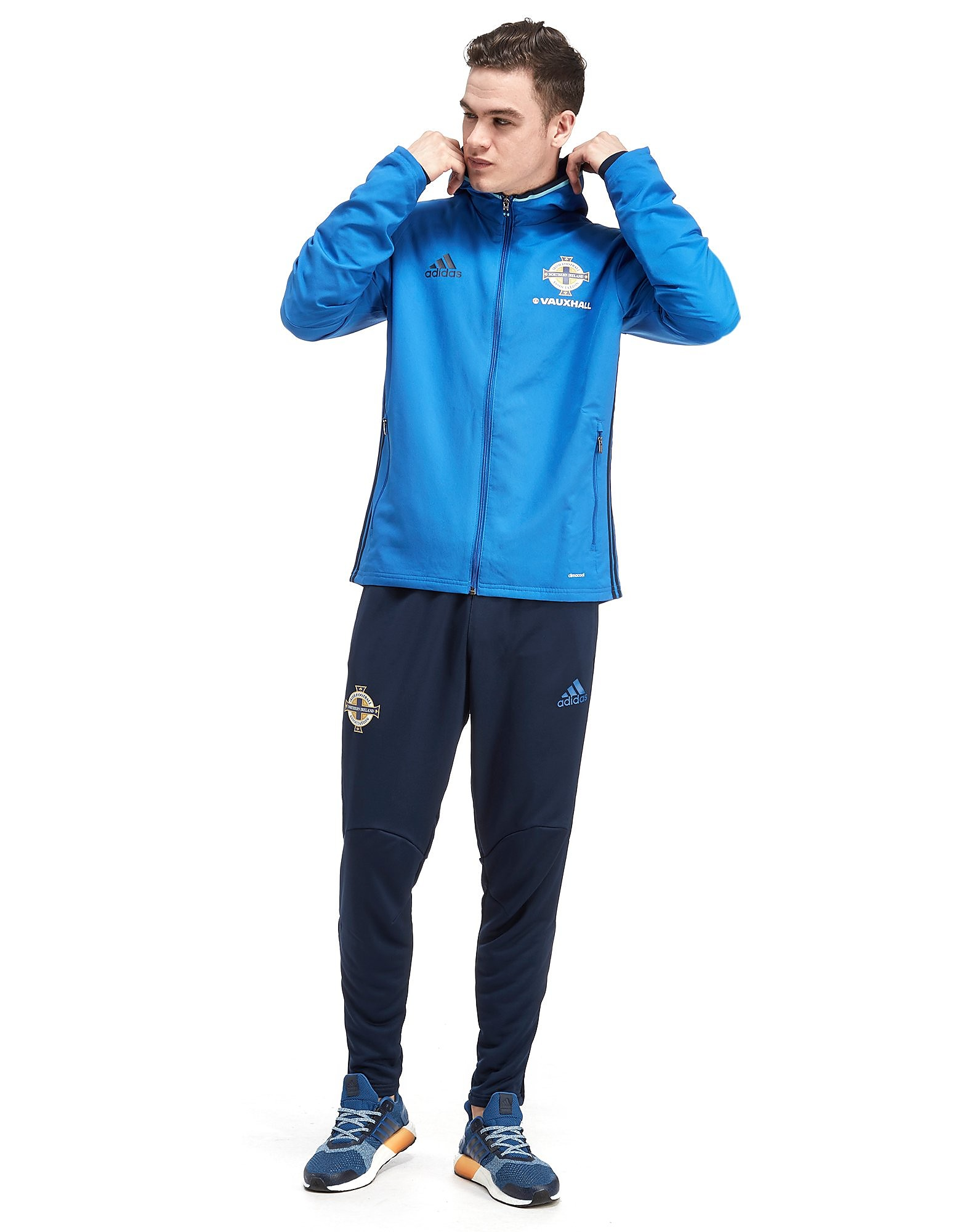 adidas Northern Ireland 2016/17 Presentation Suit
