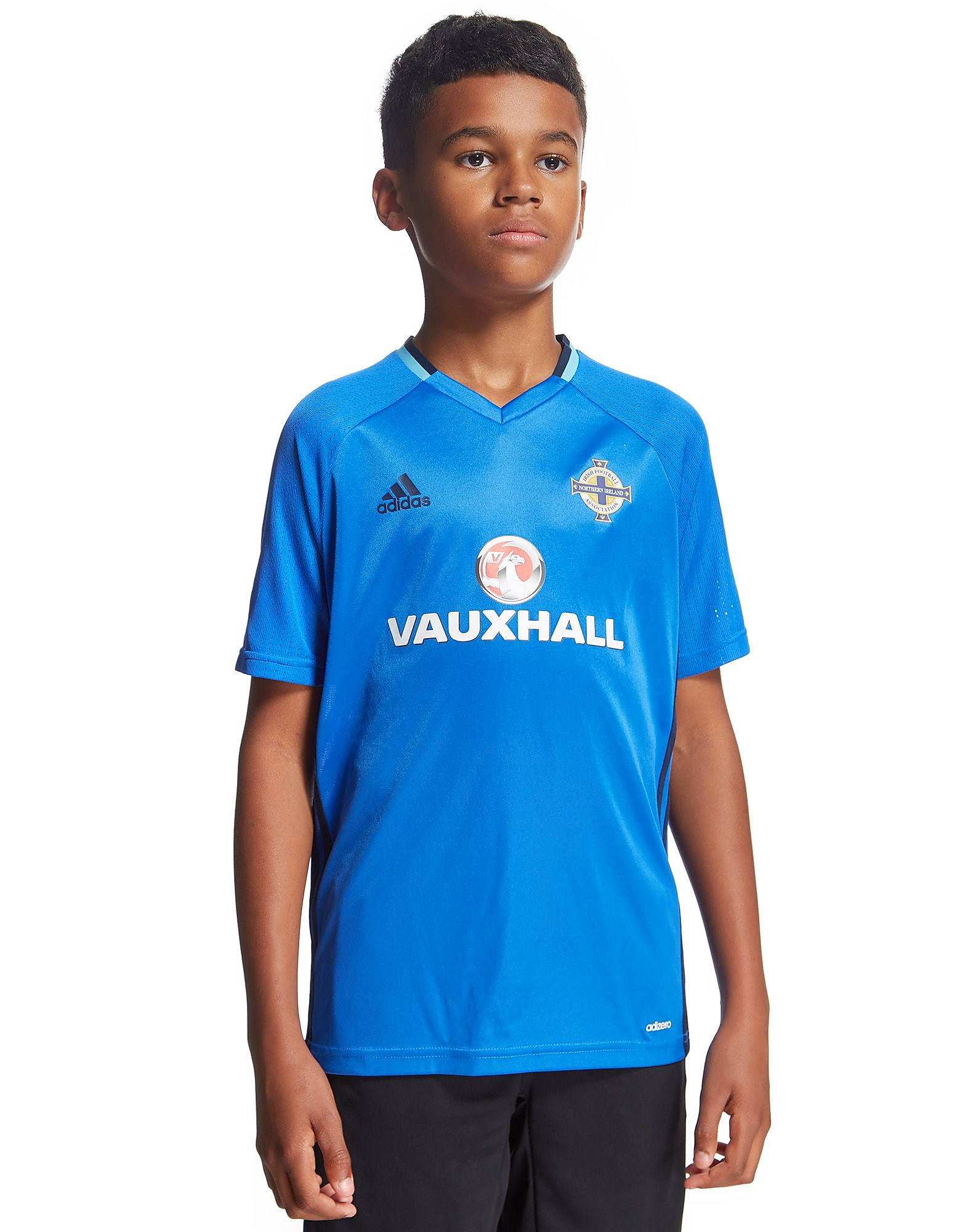 adidas Northern Ireland 2016/17 Training Shirt Junior