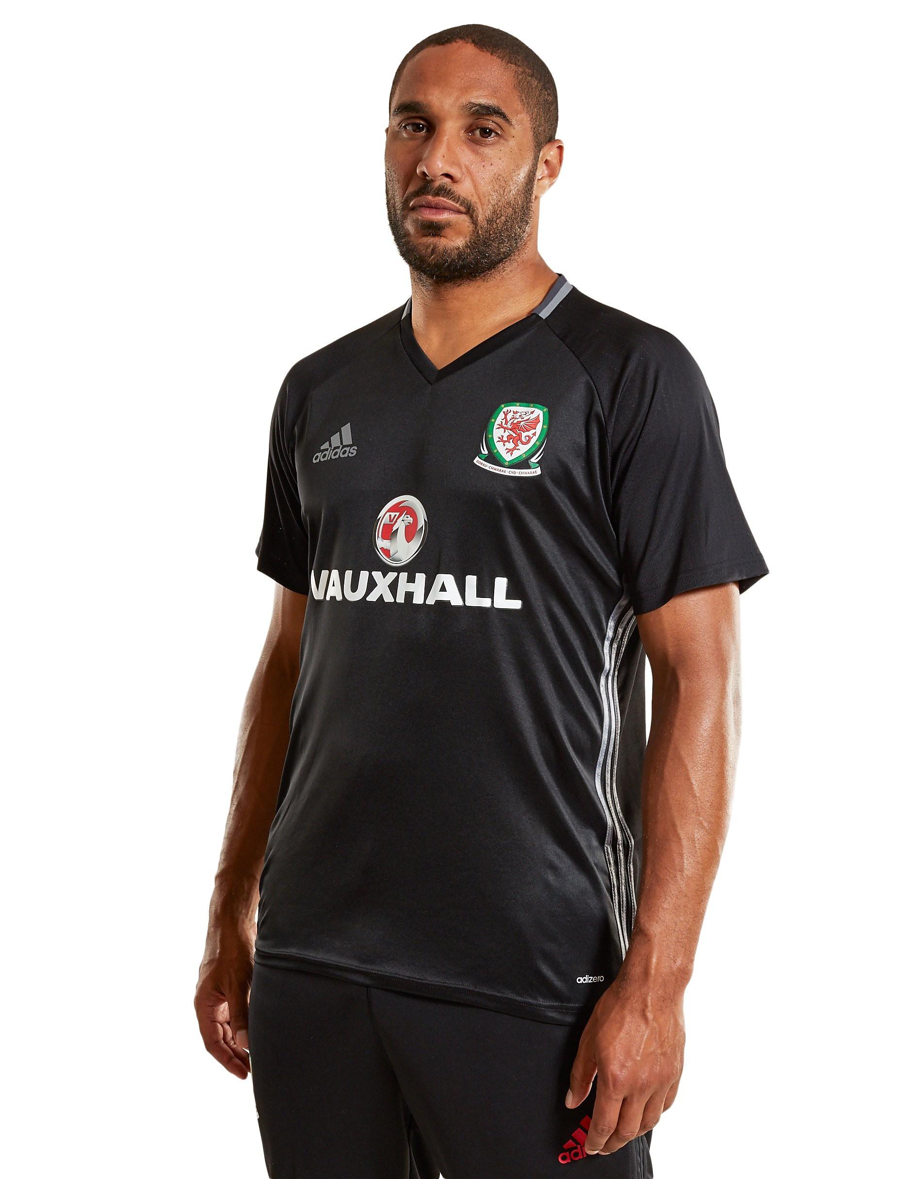 adidas Wales 2016/17 Training Jersey